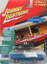 1/64 ジョニーライトニング JOHNNY LIGHTNING Classic Gold 2018 Special Edition 1965 Chevy Impala Convertible シェビー インパラ ミニカー アメ車