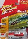 迷你車 - 1/64 ジョニーライトニング JOHNNY LIGHTNING Classic Gold 2018 1958 Nash Metropolitan ナッシュ メトロポリタン ミニカー アメ車