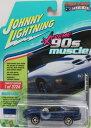 1/64 ジョニーライトニング JOHNNY LIGHTNING MUSCLE CARS USA 2018 1999 Pontiac Firebird Trans Am WS6 ポンティアック ファイヤーバード トランザム ミニカー アメ車