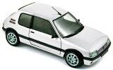 1/18scale norebu NOREV PEUGEOT 205 GTI 1991Meije White 标致[1/18scale ノレブ NOREV PEUGEOT 205 GTI 1991Meije White プジョー]