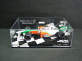 1/43scale ミニチャンプス MINICHAMPS Force India Showcar 2010 V.Liuzzi フォース インディア ショーカー リウッツィ
