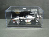 1/43scale ミニチャンプス MINICHAMPS Mika Hakkinen World Champion 1998 ハッキネン