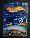 1/64 ホットウィール HOT WHEELS Treasure Hunt 2001th Pontiac Rageous ポンティアック ミニカー アメ車