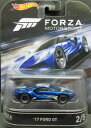 1/64scale ホットウィール Hot Wheels FORZAMOTORSPORT '17 Ford GT フォードGT