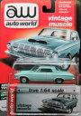 DODGE - 1/64 Auto World 1963 Dodge Polara Max Wedge 426 ダッジ ポラーラ ミニカー アメ車