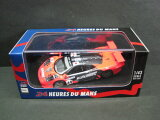 1/43scale イクソ IXO McLaren F1 GTR #44 Le Mans 1997 A.Nakaya-G.Ayles-K.Tsuchiya マクラーレン ルマン