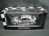 1/43scale ミニチャンプス MINICHAMPS Mercedes Benz C Class DTM 2006 Team AMG-Mercedes M.Hakkinen メルセデス ベンツ ハ