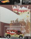 1/64 ホットウィール Hot Wheels LED ZEPPELIN Super Van スーパー バン ミニカー