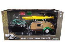 1/24 グリーンライト GREENLIGHT 1947 Tear Drop Trailer ティアドロッ…の画像