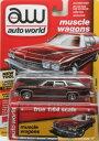 1/64 Auto World 1974 Buick Estate Wagon ビュイック エステート ワゴン ミニカー アメ車
