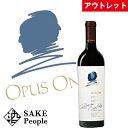 オーパスワン 750ml Opus One カリフォルニア [アウトレット][ワイン][ヴィンテージ指