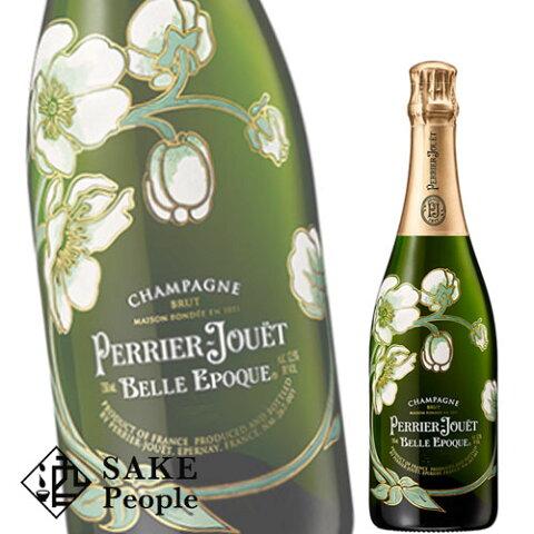 ペリエ・ジュエ ベル・エポック 白 2008年 750ml [正規品][シャンパン]