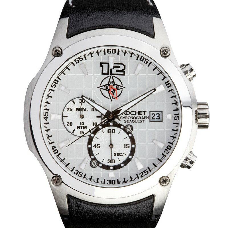 腕時計 メンズ フランス企画 ROCHET ロシェ NAUTIC SEAQUEST W303025 ギフト プレゼント【RCP】 送料無料 フランス企画!品格と個性を兼ね備えた大人の時計