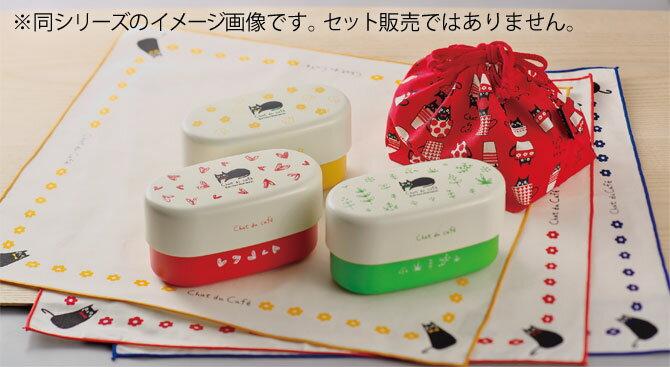 弁当箱 2段 ナチュラル 猫 かわいい 食洗機...の紹介画像3