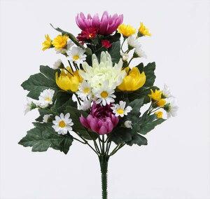 《 造花 仏花 》花びし/ハナビシ 仏花ブッシュ ミック