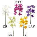 《 造花 》Poppy/ポピー シンビジューム(1セット12本入り)インテリア