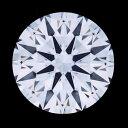 ダイヤモンドルース 稀少 IF インターナリーフローレス GIA鑑定書付き 0.32ct Dカラー IF 3EX