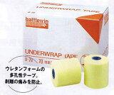 ウレタンフォームの多孔性テープ。剥離の痛みを防止アンダーラップ(12ケ入ボックス売)
