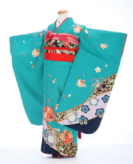 【七五三 7歳 着物 レンタル】 【7歳女児/女の子七五三】753 七五三 子供 七五三 …...:r-kimonoshop:10000338