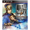 コーエーテクモゲームス PS3ソフト 真・三國無双7 Empires