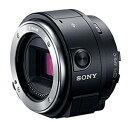 ソニー レンズスタイルカメラ QX1 ボディ(レンズ別売) ILCE‐QX1 BQ(送料無料)