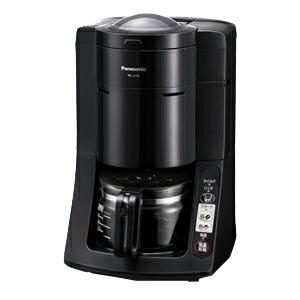 パナソニック 沸騰浄水コーヒーメーカー(5杯分) NC‐A56‐K (ブラック)(送料無料)