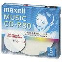 樂天商城 - マクセル CD−R5枚パック CDRA80WP.5S