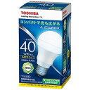 東芝 LED電球(全光束485lm/昼白色・口金E26)「一般電球タイプ」 LDA4N‐G‐K/40W