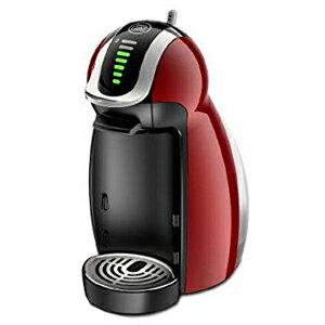 専用カプセル式コーヒーメーカー「ドルチェグスト・ジェニオ2・プレミアム」 MD9771‐WR (ワインレッド)(送料無料)