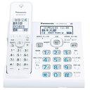 パナソニック 「子機なし」デジタルフルコードレス留守番電話機 「RU・RU・RU」 VE‐GDW54D‐W(ホワイト)【送料無料】