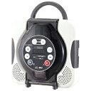ツインバード 防水CDプレーヤー CD ZABADY AV‐J166BR(送料無料)