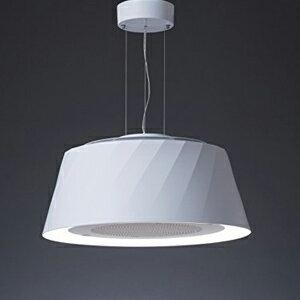 富士工業 リモコン付LEDダイニングライト 「クーキレイ」(昼白色/電球色)・調色 C‐BE511‐W(ホワイト)