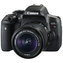 Canon デジタル一眼 EOS Kiss X8i「EF‐S...