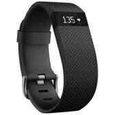 FITBIT ウェアラブル活動量計(リストバンドタイプ)  「Fitbit ChargeHR Large」 FB405BKL−JPN (Black ブラック)【送料無料】