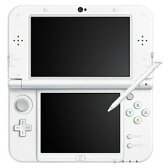 任天堂 NEW ニンテンドー3DS LL 3DS LL (パールホワイト)【送料無料】