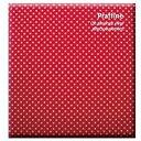 ナカバヤシ Digioデジタルフリーアルバムプラフィーネ(デミサイズ/レッド) ア‐DP‐144‐R