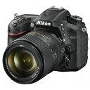 ニコン デジタル一眼レフカメラ D7200 18−300 VR スーパーズームキット D7200LK18300【送料無料】