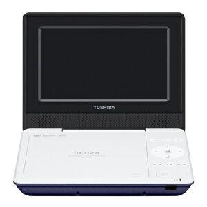 東芝 ポータブルDVDプレーヤー SD‐P710...の商品画像