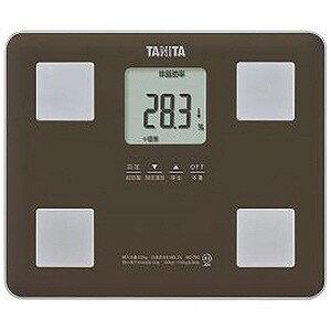 タニタ 体組成計 BC‐760BR (ブラウン)(送料無料)