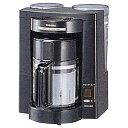 東芝 コーヒーメーカー(ミル付き) HCD-L50M(K)(ブラック)