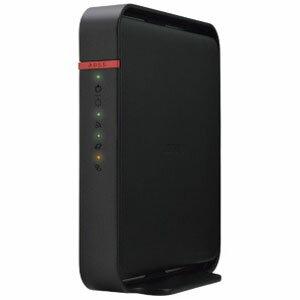 バッファロー 無線LANルータ 親機単体 Wi−Fi866+300Mbps・WANギガルーター WHR−1166DHP2【送料無料】