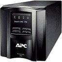 APC UPS 無停電電源装置 Smart�UPS 750VA LCD 100V SMT750J【送料無料】