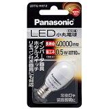 Panasonic LED電球 LDT1L−H−E12 <電球色>