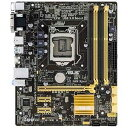 ASUS Micro ATXマザーボード 「LGA1150・Intel B85・DDR3」 B85M‐G【送料無料】