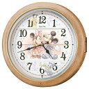 セイコー 電波からくり時計「ディズニータイム」 FW561A...