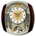 セイコー 電波からくり時計「ウェーブシンフォニー」 RE564H(送料無料)