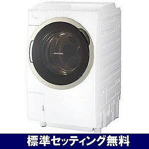 東芝 ドラム式洗濯乾燥機 「Bigマジックドラム」(洗濯11.0kg/乾燥7.0kg) 左開き TW−117X3L−W (グランホワイト)【標準設置無料】