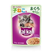 マースジャパンリミテッド カルカンウィスカス 味わいセレクト まぐろ 子猫用 70g KKアジワイSコネコマグロ70G