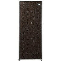 ハイアール 冷凍庫(132L・右開き) JF‐XP1UF13G‐MD (ダークウッド)(標準設置無料)