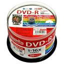 磁気研究所 録画用DVD−R HDDR12JCP50